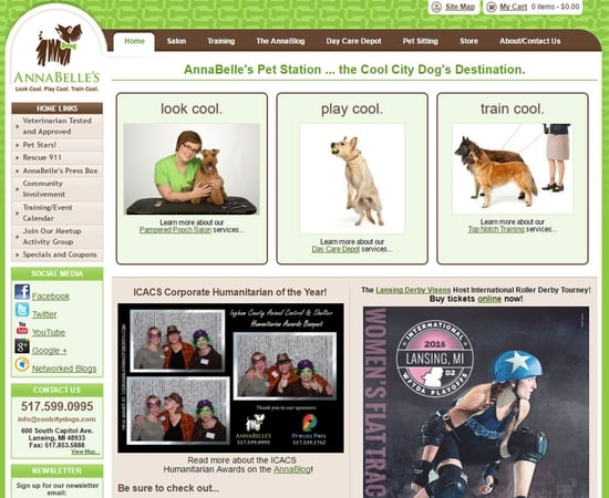 Annabelles Pet StationVisit Website