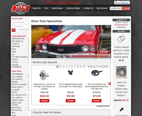 Drive Train SpecialistsVisit Website