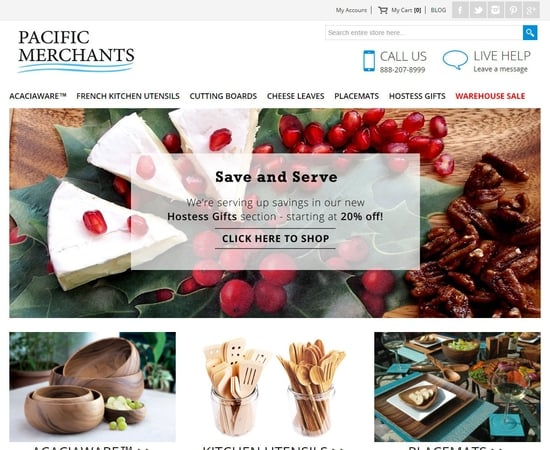 Pacific MerchantsVisit Website