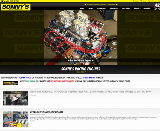 Sonny's Racing EnginesVisit Website