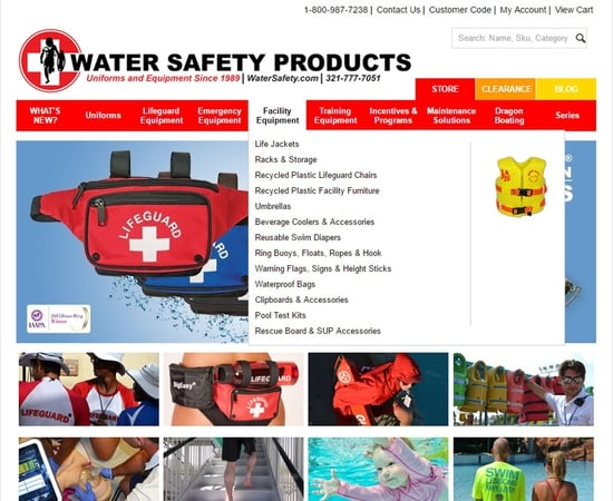 Water SafetyVisit Website